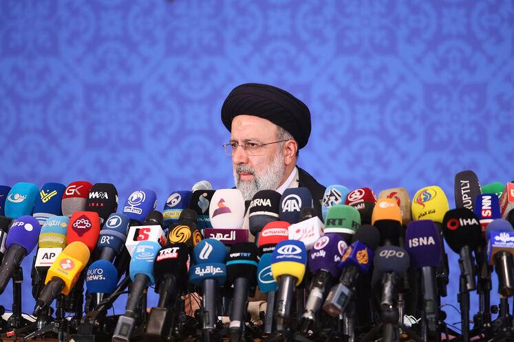 سید ابراهیم رئیسی، پیروز سیزدهمین دوره انتخابات ریاست جمهوری اسلامی ایران