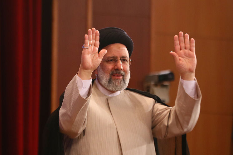 سید ابراهیم رئیسی، هشتمین رئیس جمهوری اسلامی ایران