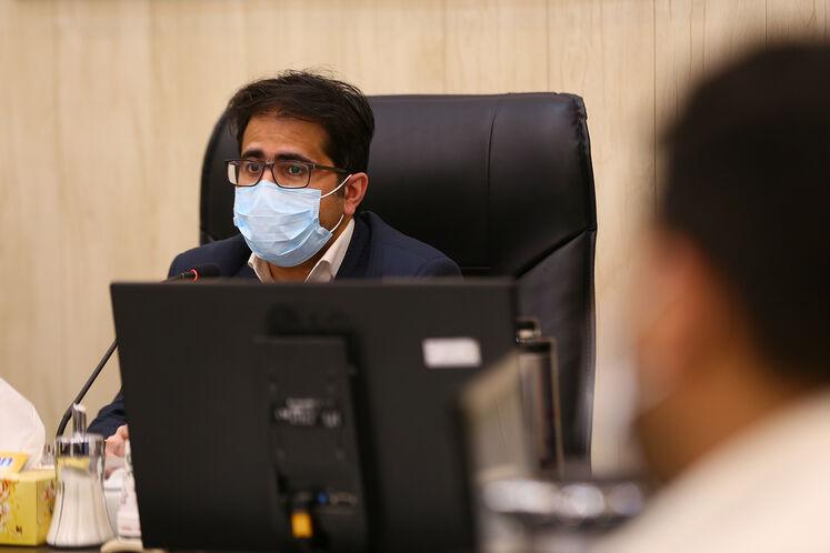 محمد رضایی، مدیرپژوهش و فناوری شرکت ملی پالایش و پخش فرآوردههای نفتی ایران