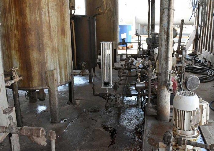 ساخت دستگاه اندازهگیری سیلندر کالیبراسیون در خارک