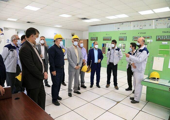 مسائل کارکنان عملیاتی نفت و گاز مارون بررسی شد