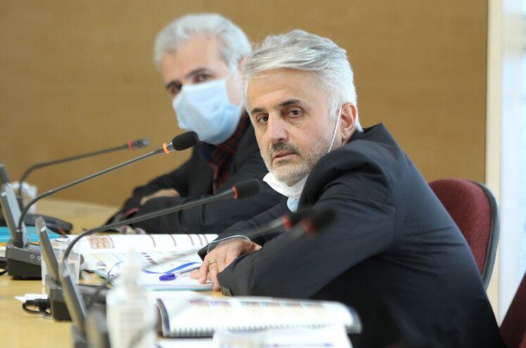 بهمن ربیعی، رئیس امور برنامه ریزی تلفیقی در مدیریت برنامهریزی و توسعه شرکت ملی صنایع پتروشیمی