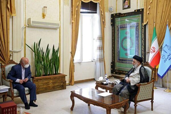 وزیر نفت با رئیسجمهوری منتخب دیدار کرد