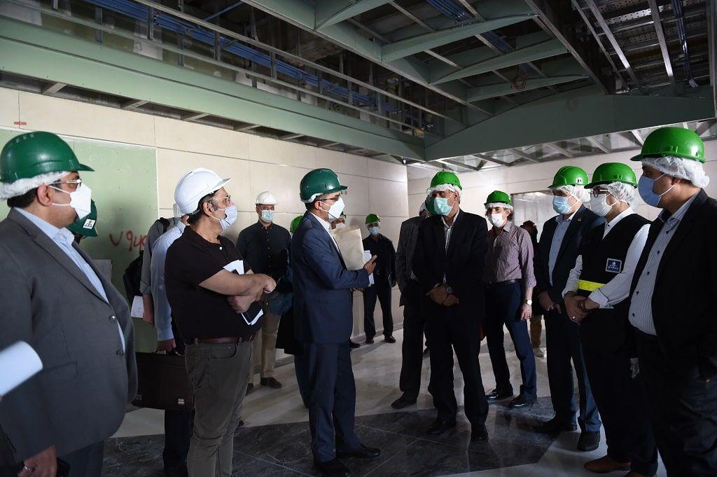 قدردانی رئیس امور انرژی سازمان برنامه و بودجه از گاز تهران