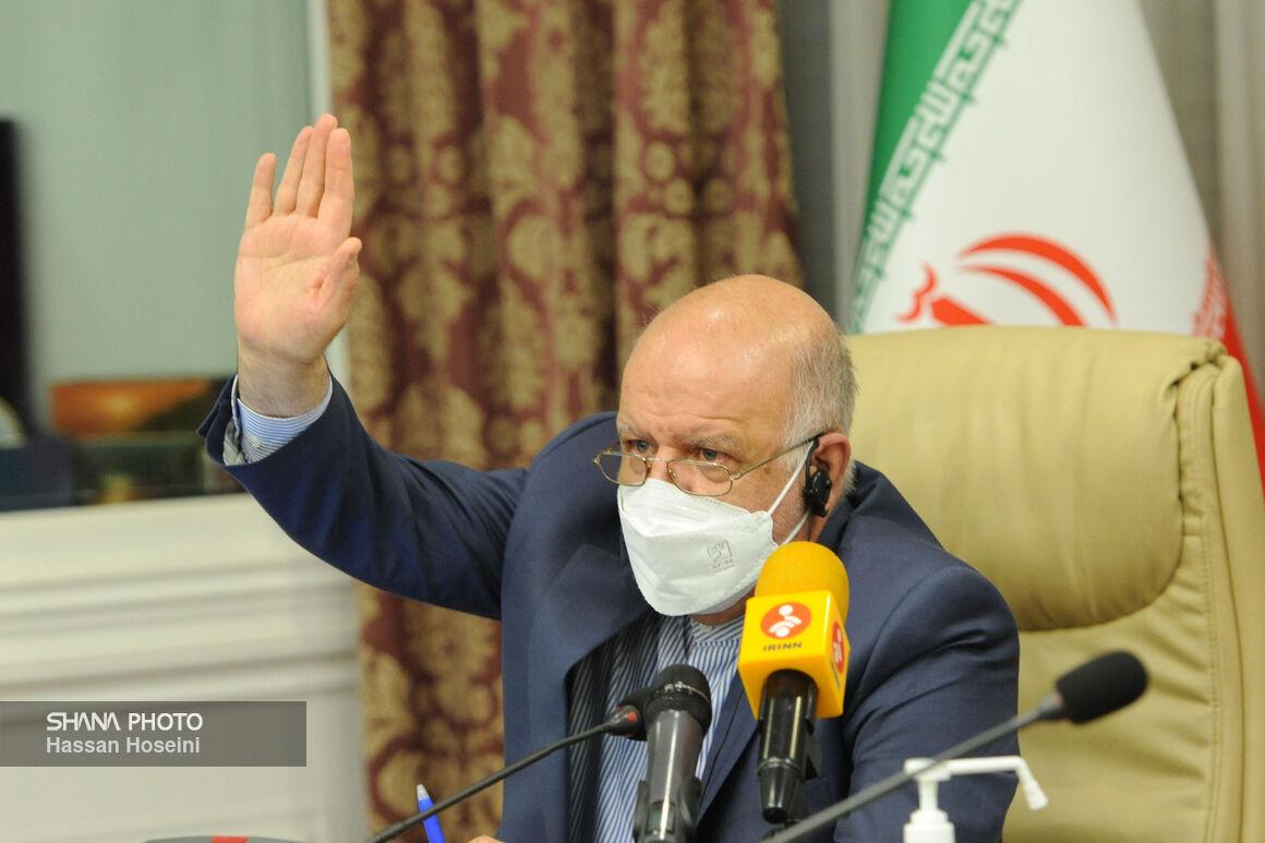 زنگنه: ایران پس از تحریم در کوتاهترین زمان ممکن به بازار برمیگردد