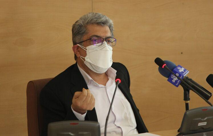 امیر وکیلزاده، مدیر طرحهای شرکت ملی صنایع پتروشیمی
