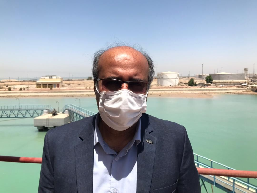 افزایش ۵۰ درصدی توان صادرات فرآوردههای نفتی از بندر ماهشهر