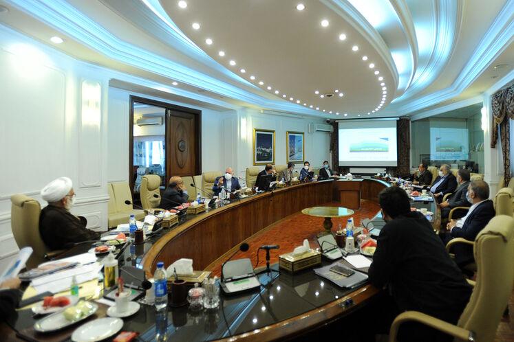هفدهمین نشست هیئت عالی نظارت بر منابع نفتی
