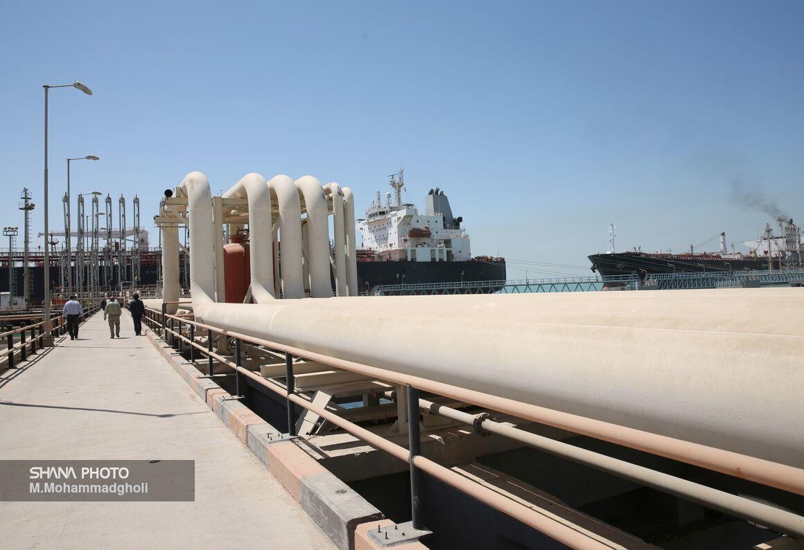 پایانه صادراتی فرآوردههای نفتی ماهشهر