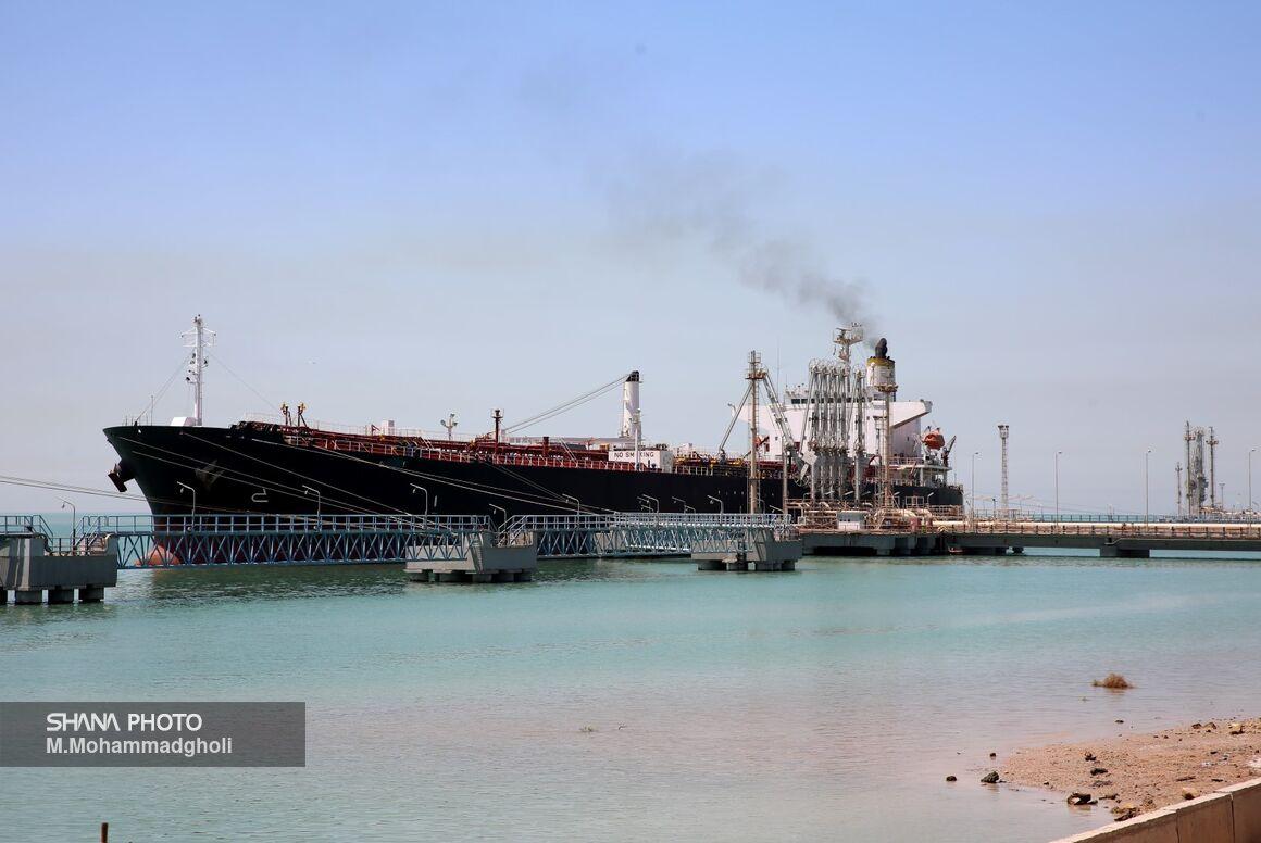 پایانه صادرات فرآوردههای نفتی ماهشهر