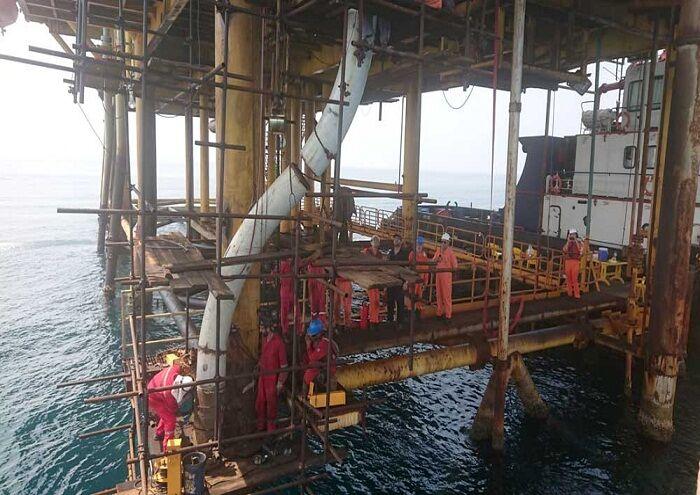 اجرای موفق ۲ پروژه نفت دریایی در لاوان