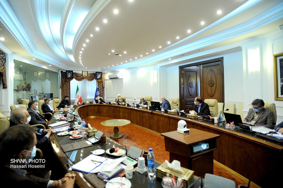 بررسی عملکرد بالادست نفت در نشست هیئت عالی نظارت بر منابع نفتی
