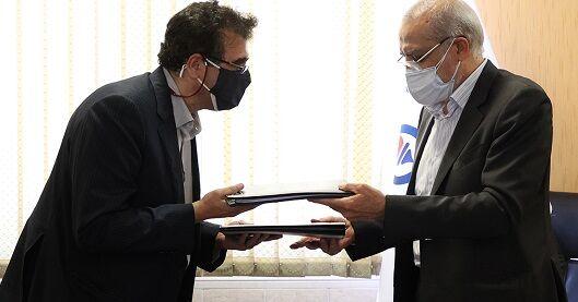 پژوهشگاه نفت ۲ قرارداد با دانشبنیانها امضا کرد