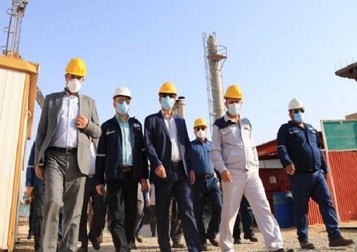 بخش دوم پروژه جمعآوری گازهای مارون ۳ راهاندازی میشود
