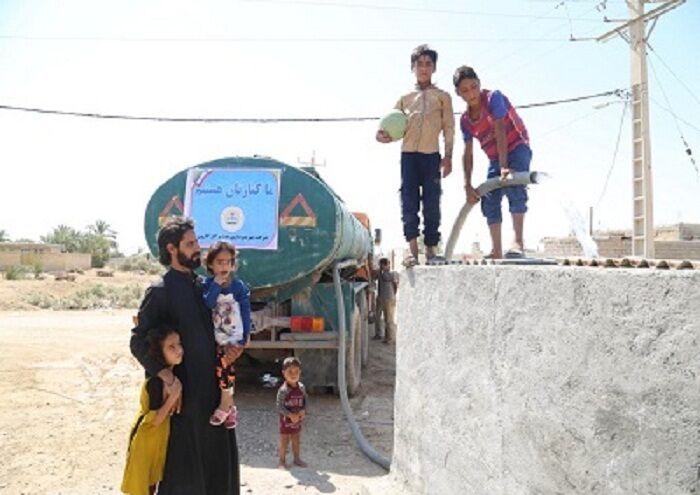 تلاش نفت و گاز کارون برای تأمین آب شرب شادگان