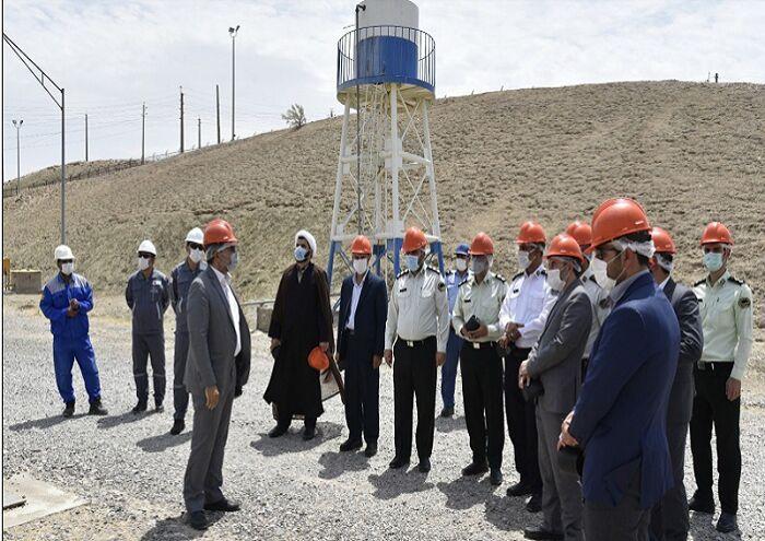 گسترش همکاریهای نفت و گاز شرق و نیروی انتظامی سرخس