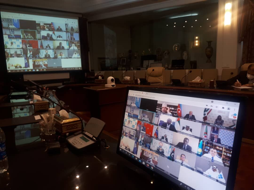 19th OPEC+ Meeting Starts