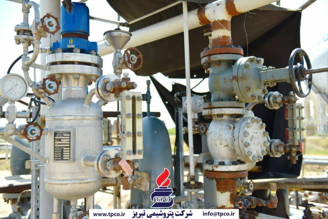 پروژه افزایش ظرفیت مصرف گاز مایع پتروشیمی تبریز تکمیل شد
