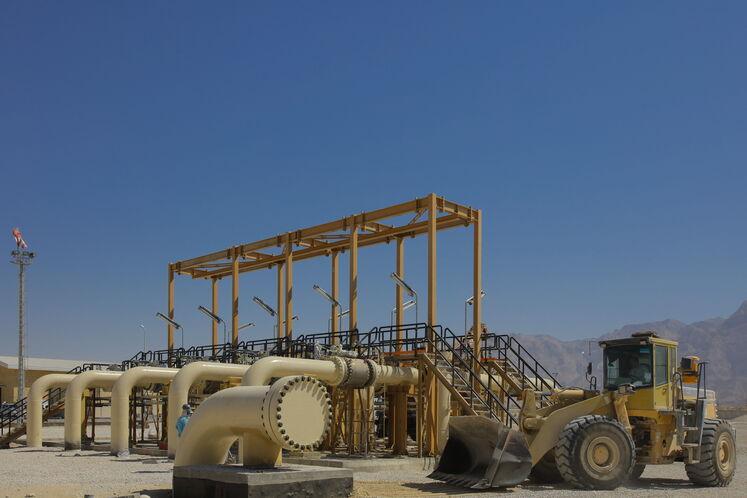 تلمبه خانه شماره ۲ خط لوله انتقال نفت گوره به جاسک