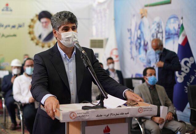 راهبردیترین، ایرانیترین و سریعترین مگاپروژه صنعت نفت عملیاتی شد
