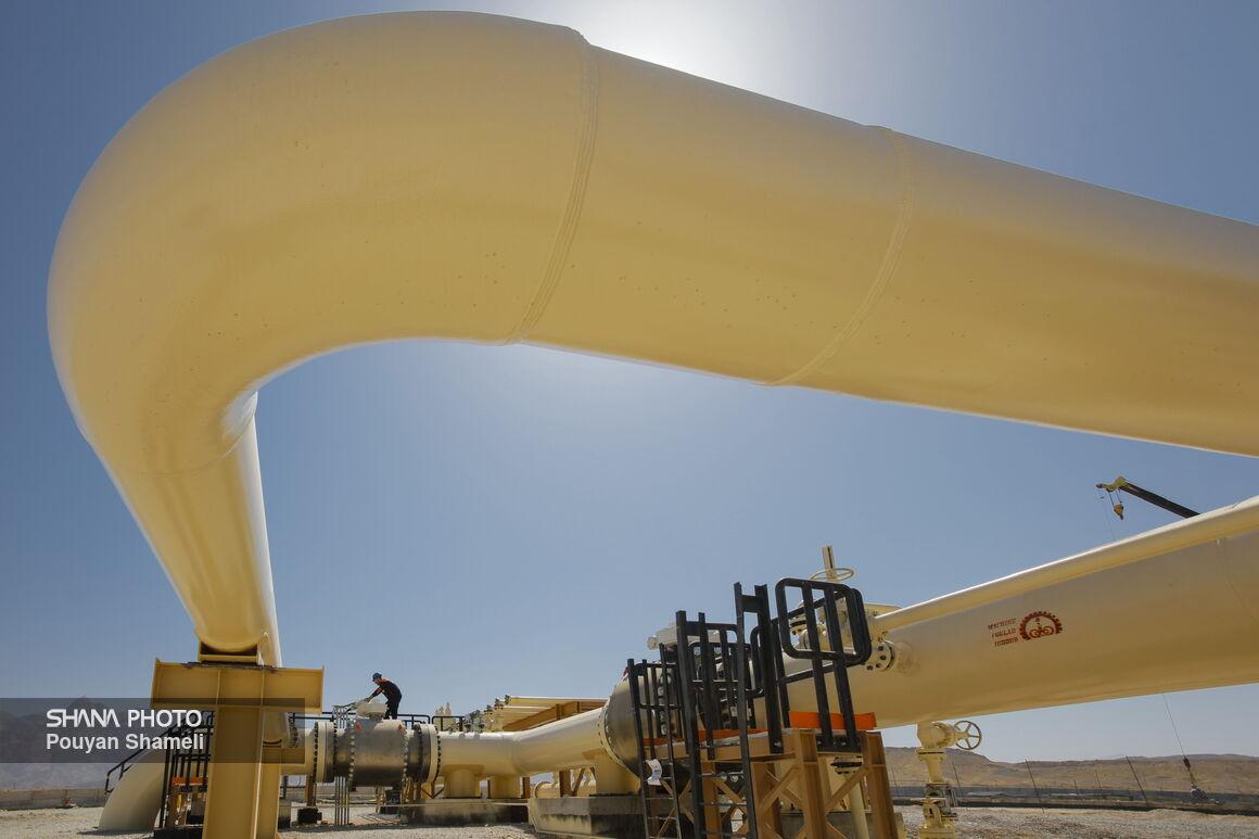 تلمبهخانه شماره ۲ طرح انتقال نفت گوره به جاسک