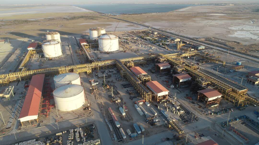 پازل صادرات پالایشگاه گاز بیدبلند خلیج فارس در ماهشهر تکمیل میشود