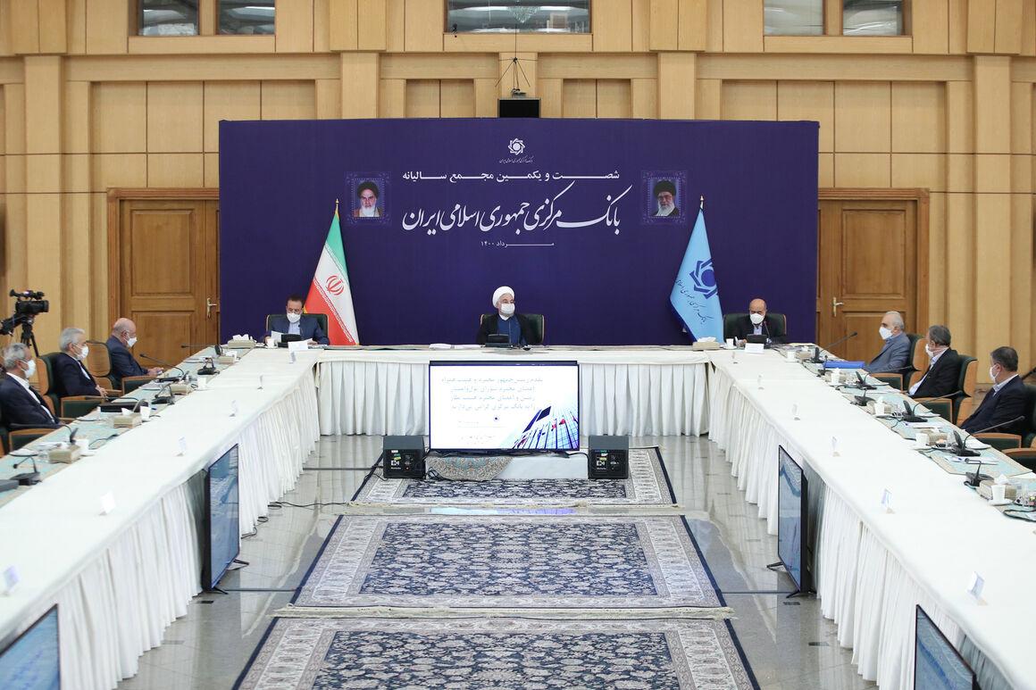روحانی: بدون درآمد نفت و قحطی کشور را اداره کردیم