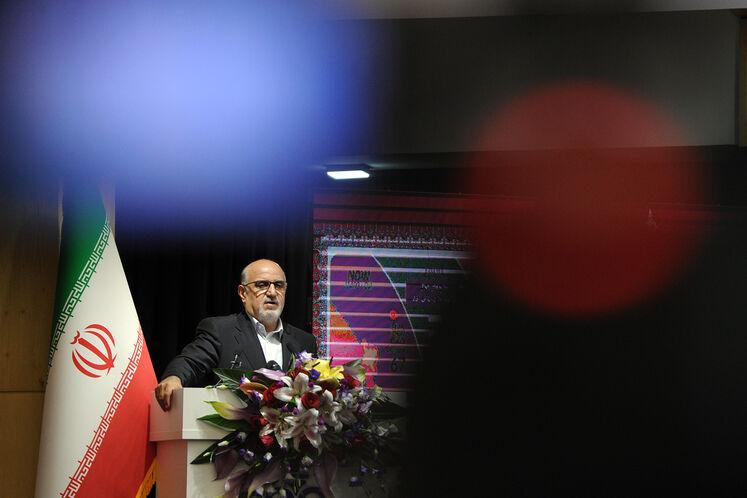 بهزاد محمدی ، مدیر عامل شرکت ملی صنایع پتروشیمی
