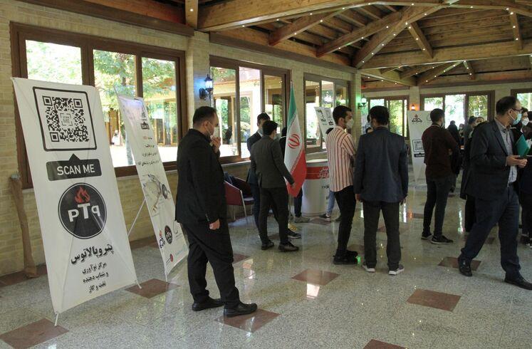 نمایشگاه حاشیه سومین رویداد عرضه و تقاضای فناوری
