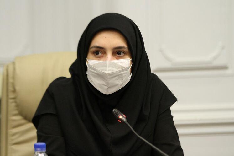 فائزه منتظری، مدیر برنامهریزی شرکت ملی پخش فرآوردههای نفتی ایران