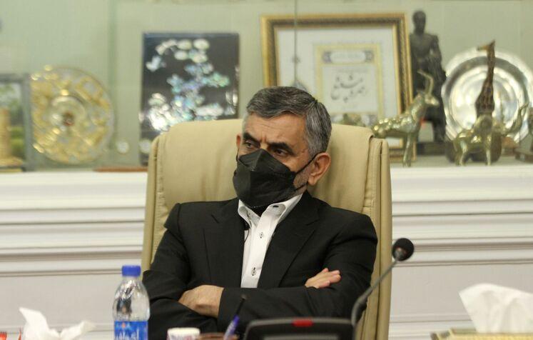 علی مویدی خرمآبادی، رئیس ستاد مبارزه با قاچاق کالا و ارز