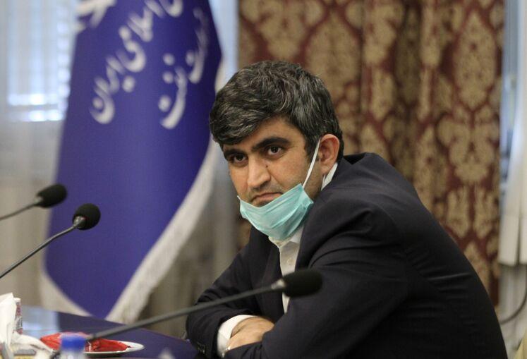 علیرضا صادق آبادی، مدیرعامل شرکت ملی پالایش و پخش فراورده های نفتی ایران