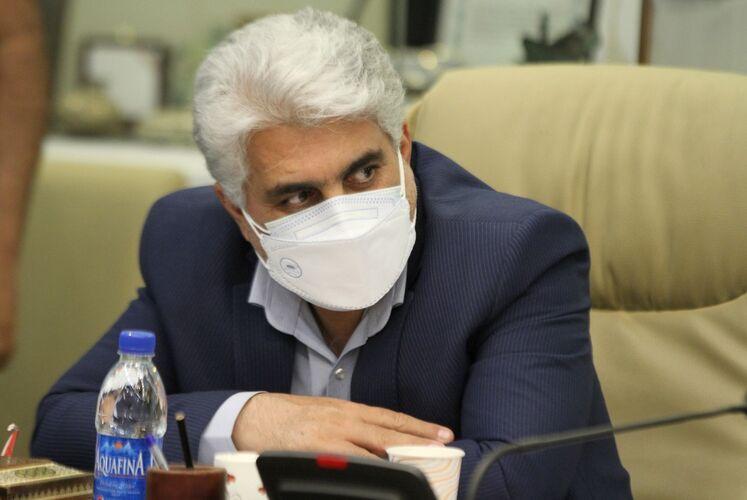 کرامت ویس کرمی، مدیرعامل شرکت ملی پخش فرآوردههای نفتی ایران