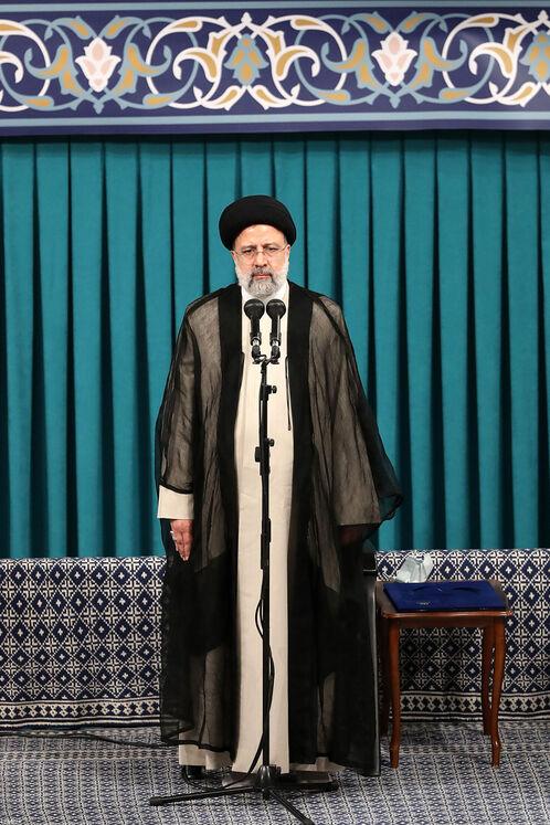 ابراهیم رئیسی، رئیس جمهوری