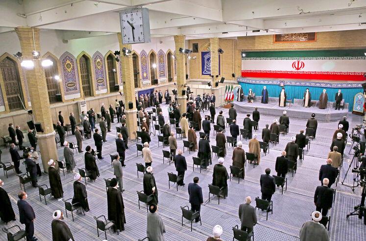 آیین تنفیذ حکم رئیس جمهوری سیزدهم