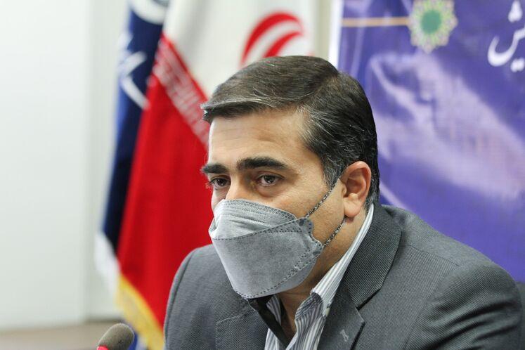 رضا دهقان، معاون امور توسعه و مهندسی مدیرعامل شرکت ملی نفت ایران