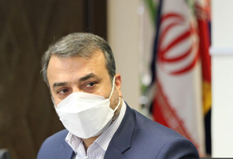 جعفر یوسفی، مدیرعامل گروه ملی صنعت فولاد ایران