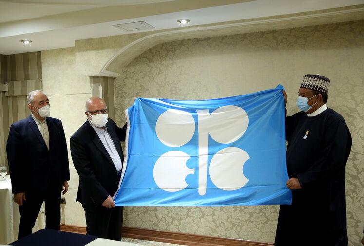 دیدار وزير نفت با دبیرکل اوپک
