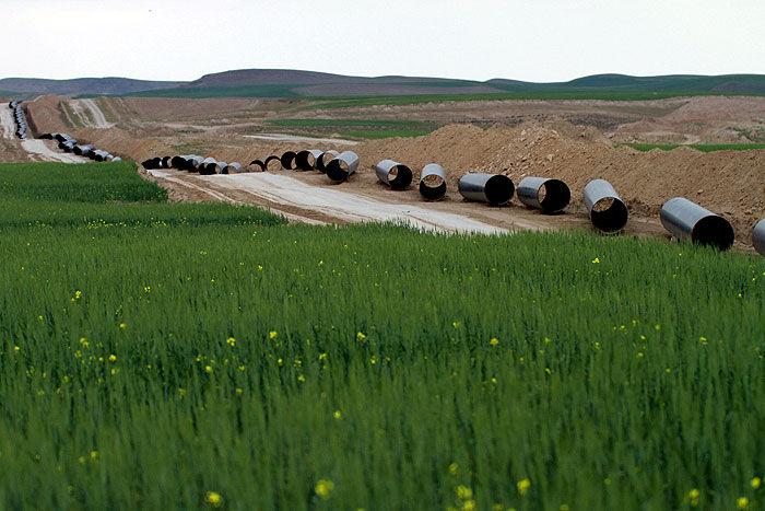 گازرسانی به ۴۵ واحد صنعتی و کشاورزی همدان