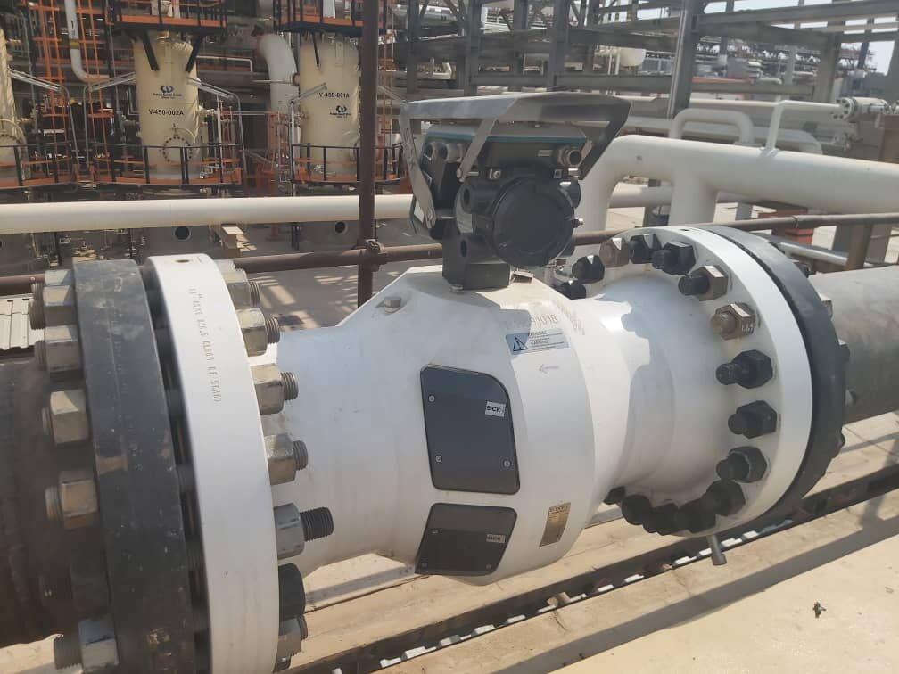 کالیبراسیون فلومترهای آلتراسونیک گازی برای نخستین بار در ایران