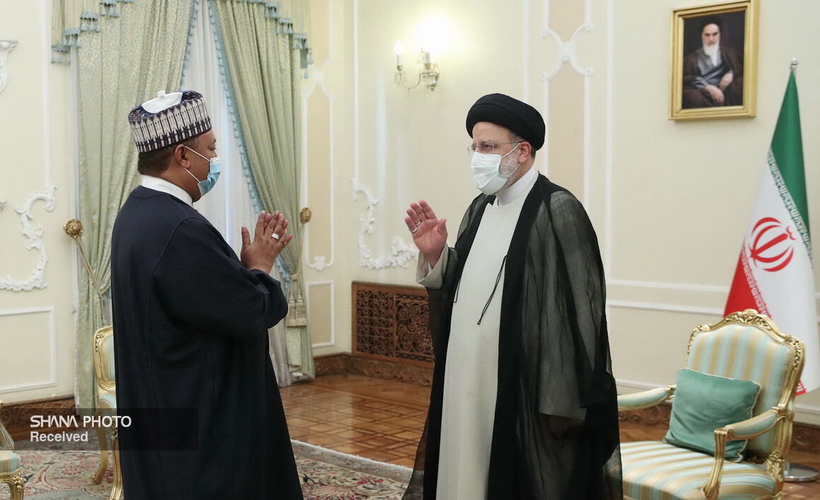 دیدار رئیسجمهوری با دبیرکل اوپک