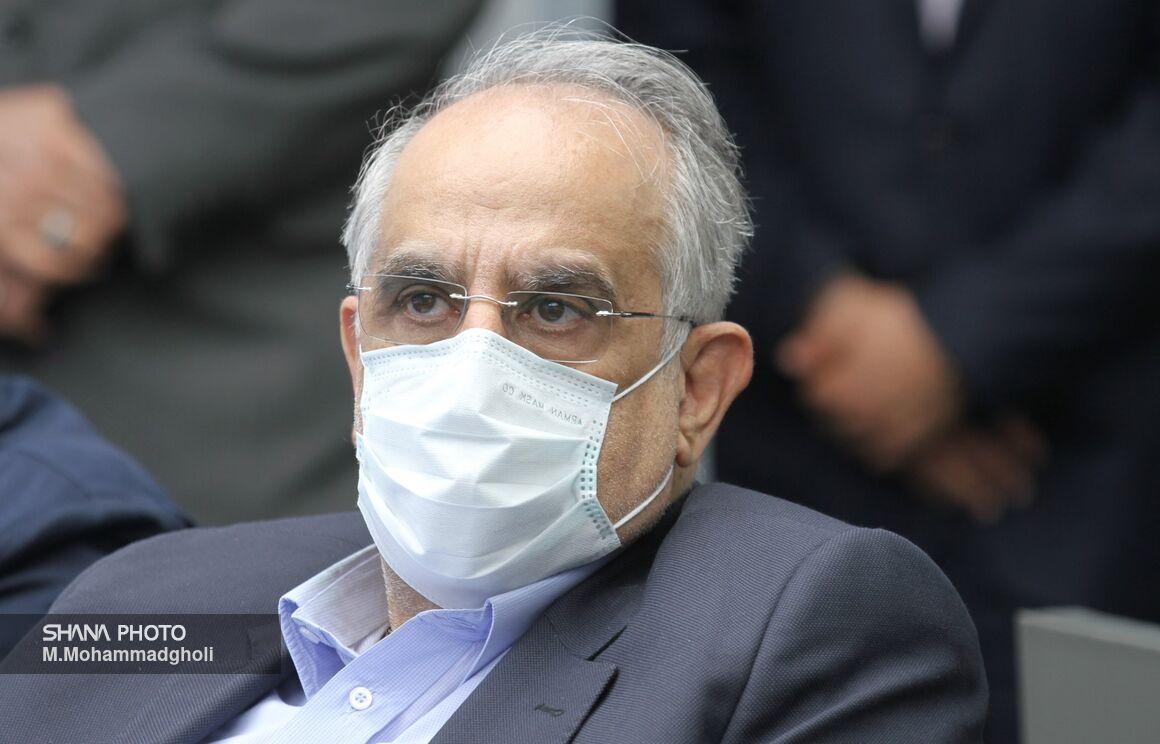 پیام خداحافظی مسعود کرباسیان از کارکنان شرکت ملی نفت ایران