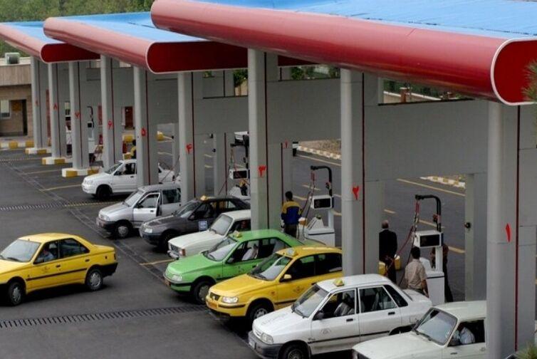 ۱۲۷۳ خودرو عمومی در استان یزد گازسوز شد