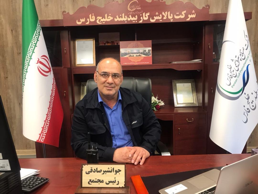 بیدبلند خلیج فارس آنتیفوم ایرانی را جایگزین نمونه خارجی کرد