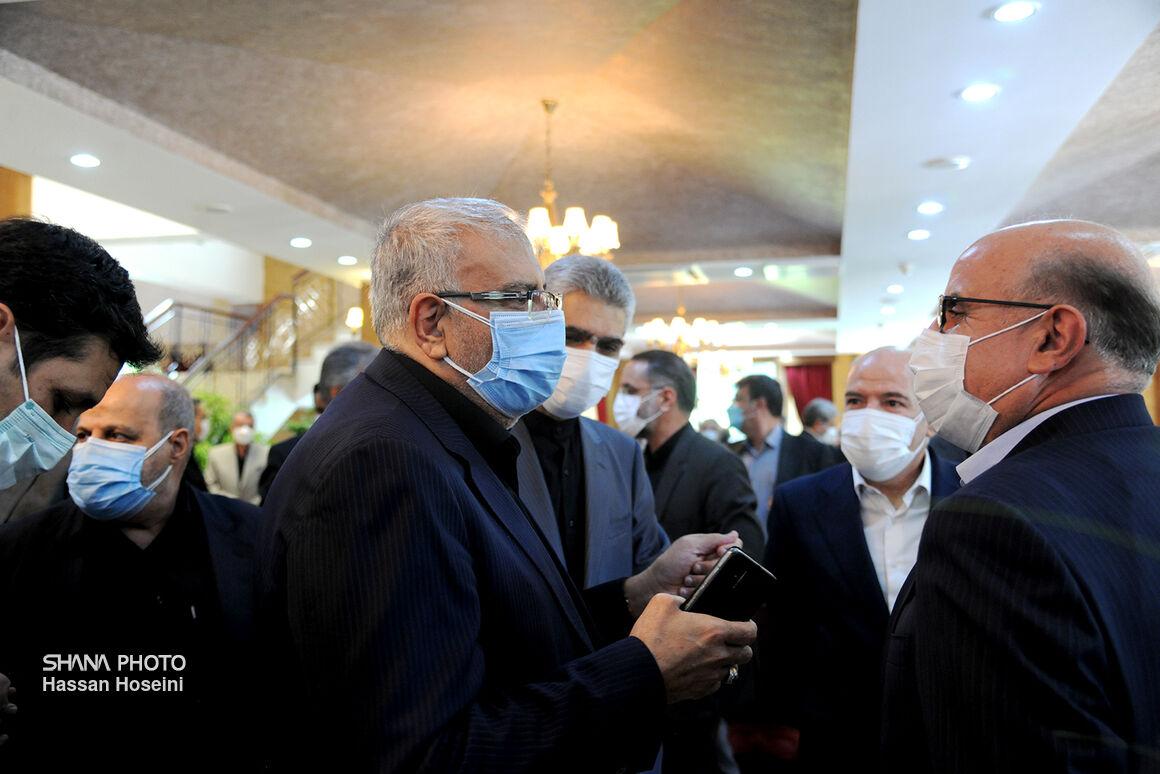 نشست وزیر پیشنهادی نفت با مدیران صنعت نفت