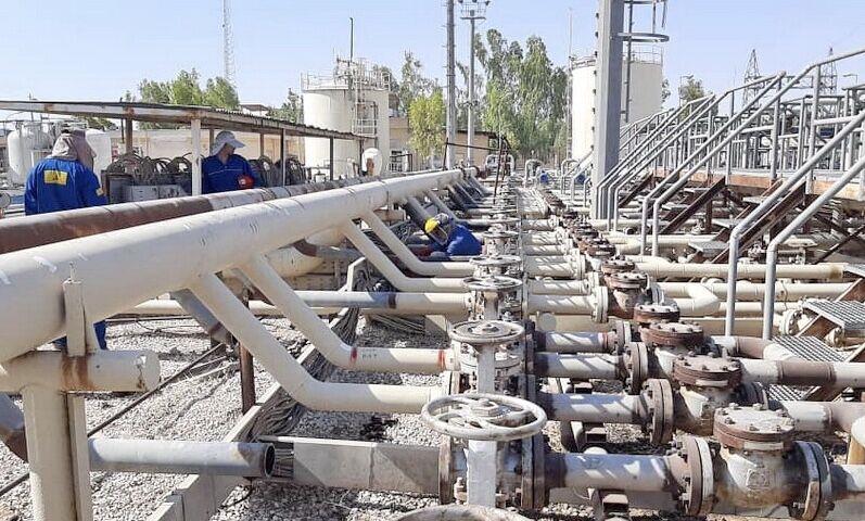 تعمیرات اساسی واحد نمکزدایی نفتشهر پایان یافت