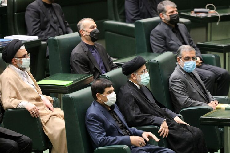 آغاز بررسی صلاحیت کابینه پیشنهادی دولت سیزدهم