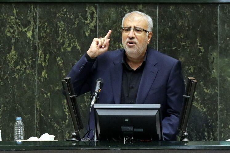 جواد اوجی، وزیر پیشنهادی نفت