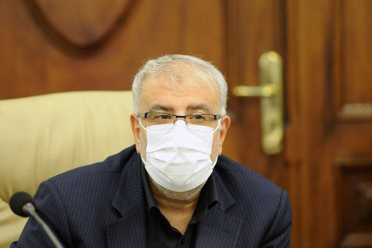 جواد اوجی، وزیر نفت