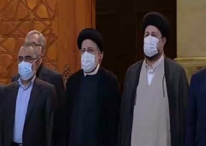 تجدید میثاق رئیسجمهوری و اعضای دولت با آرمانهای امام راحل